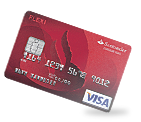 Flexi-Visa-Kredittkort