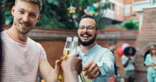 Hva menes moderat alkoholforbruk
