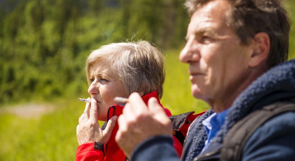 Tips slutte å røyke