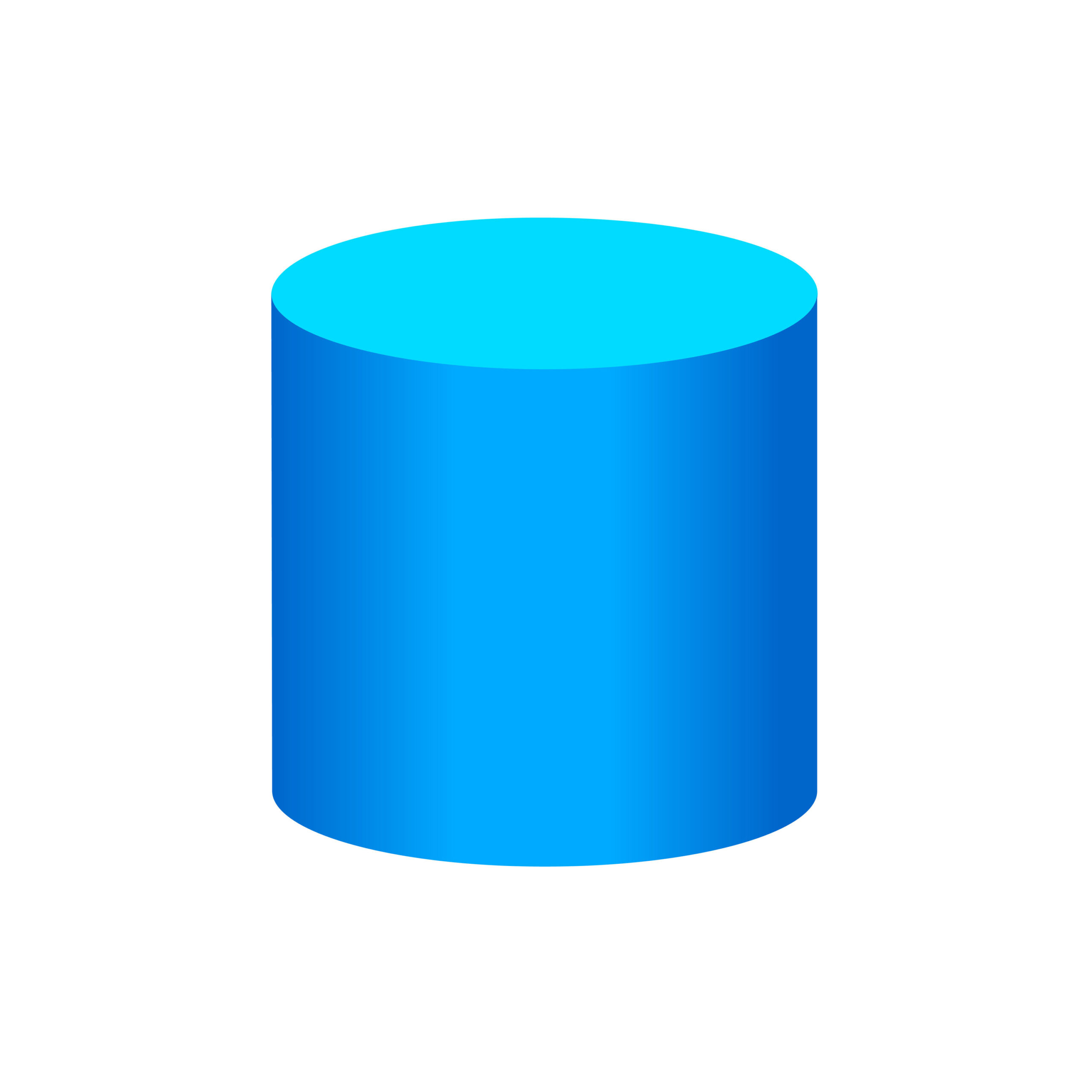 Utregning av volum av sylinder matematikk