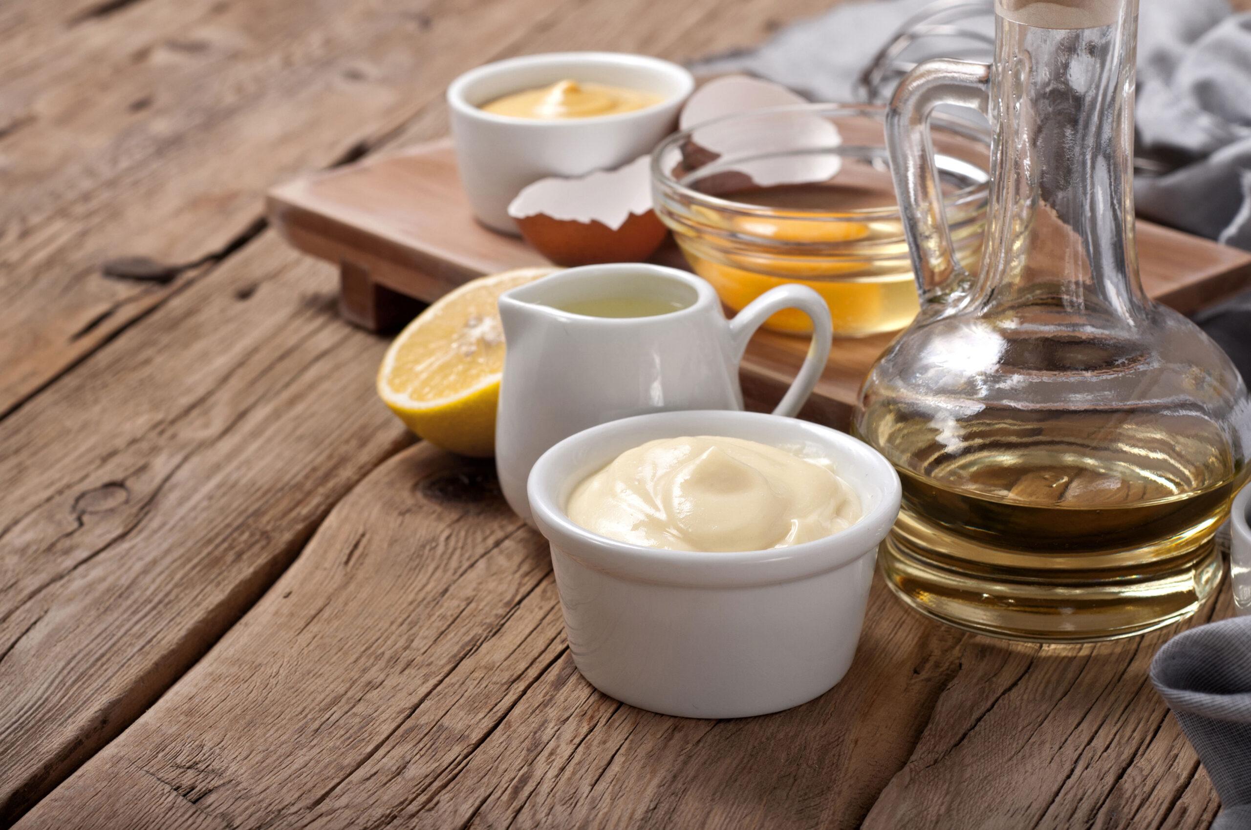 Hvordan lage god majones oppskrift tips fremgangsmate
