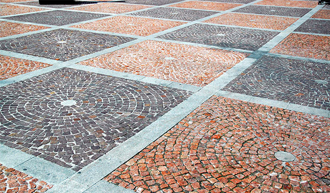 Regne kvadratmeter gulv