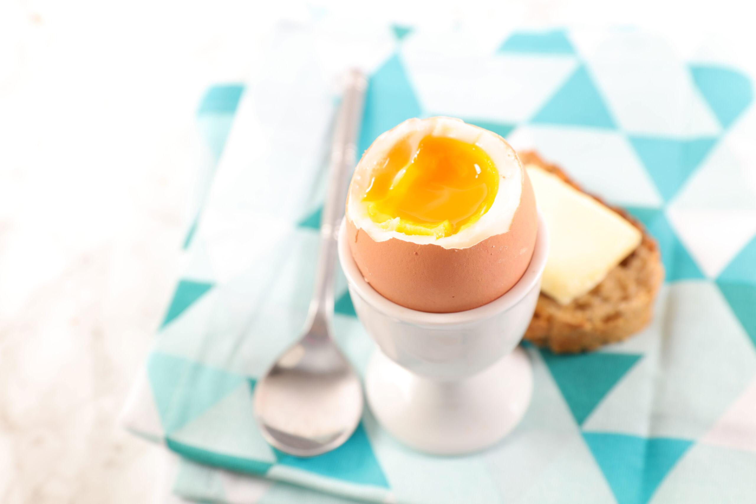 Hvordan koke gode egg oppskrift tips bløtkokt hardkokt