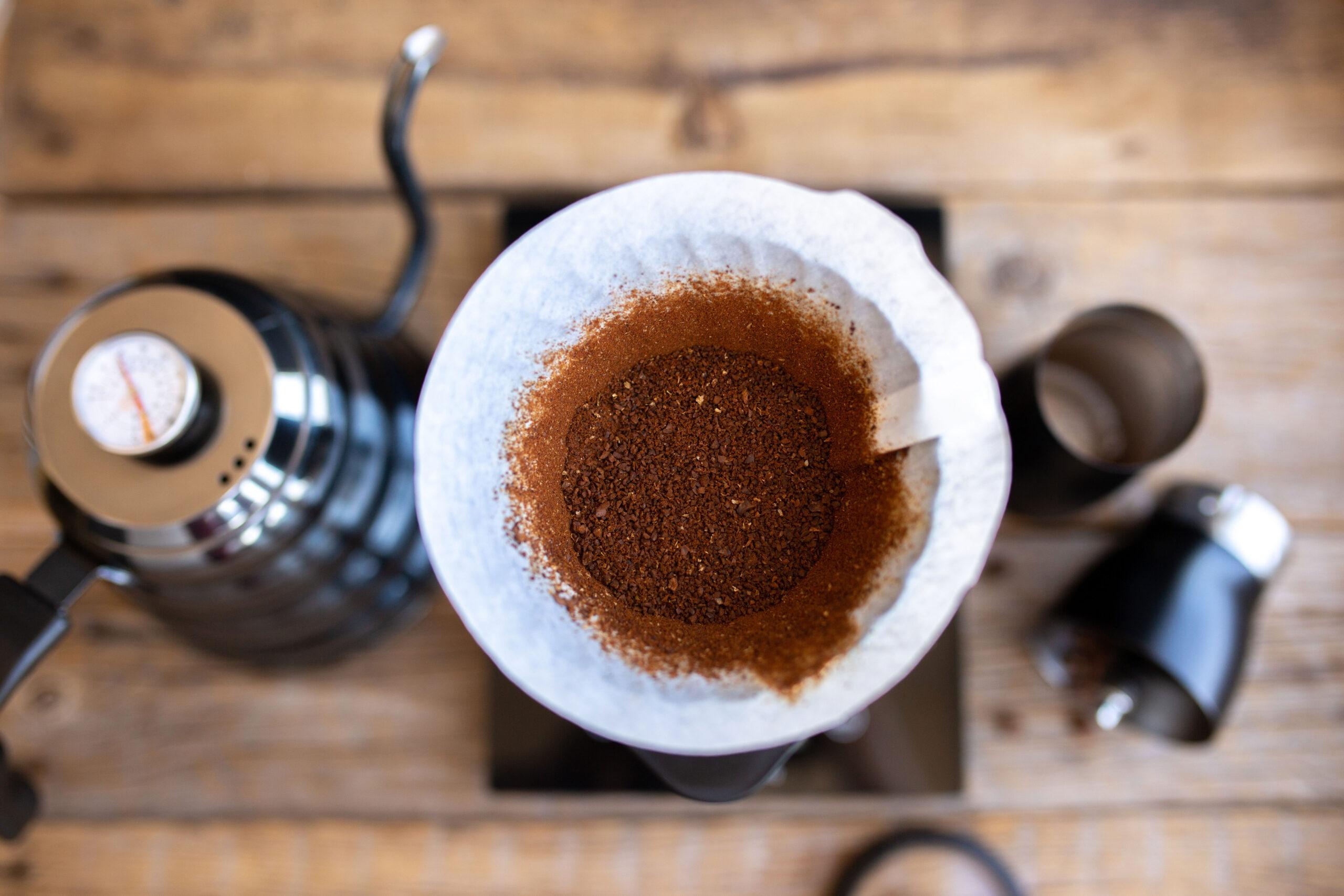 Hvordan lage kaffe oppskrift kaldt vann