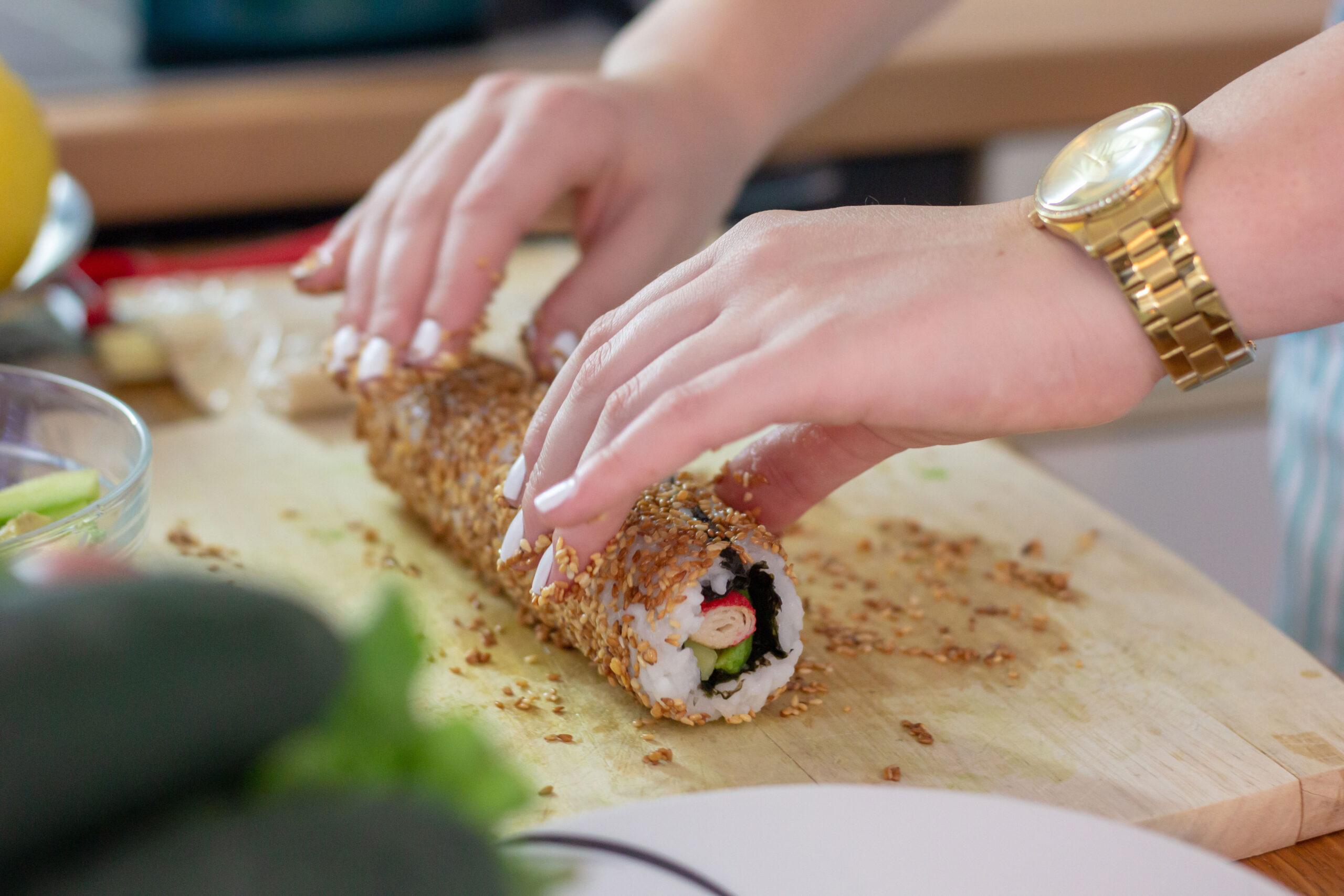 Hvordan lage sushiris koking tips oppskrift