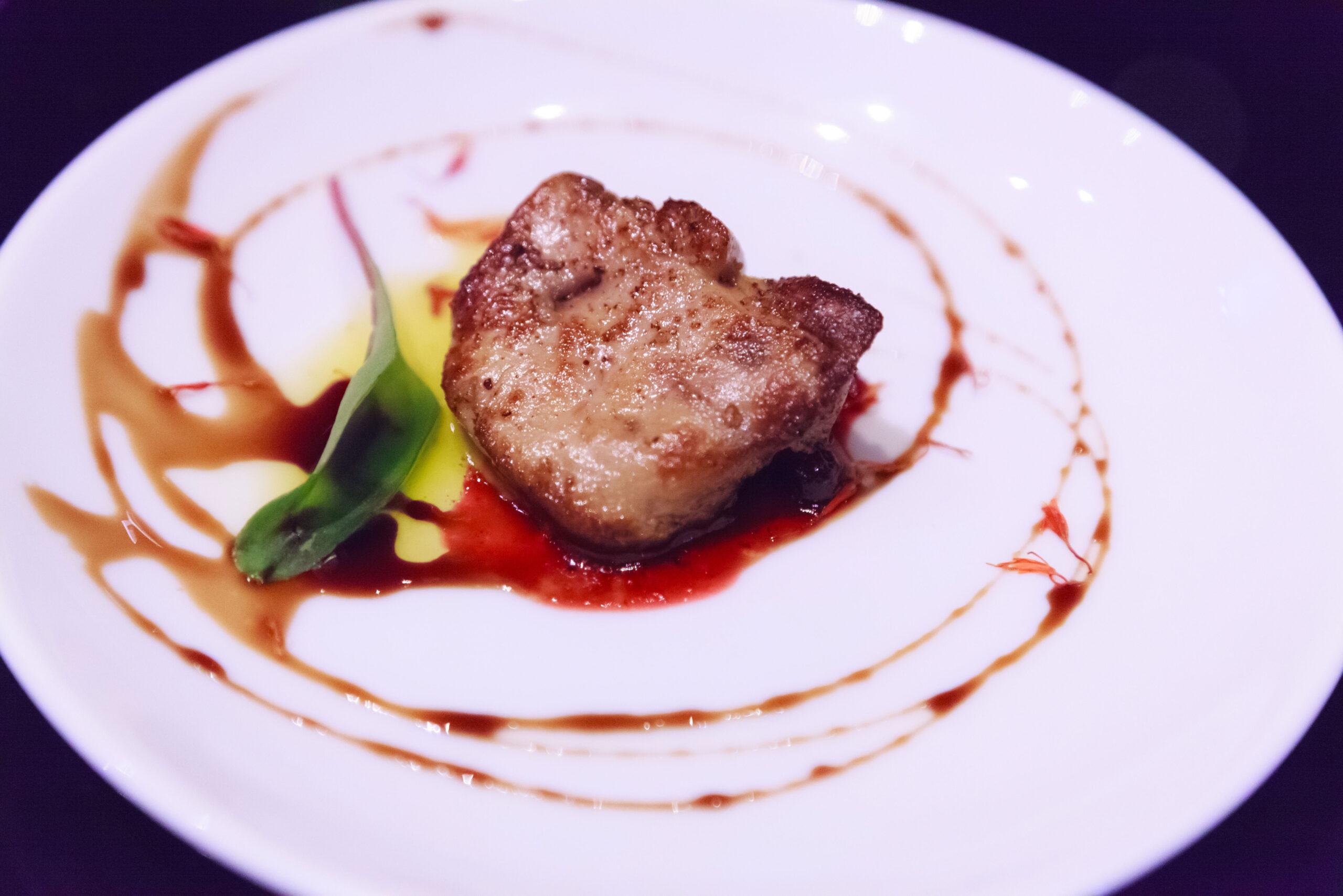 Serveringstips andelever foie gras stekt oppskrift