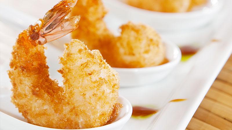 tempura scampi