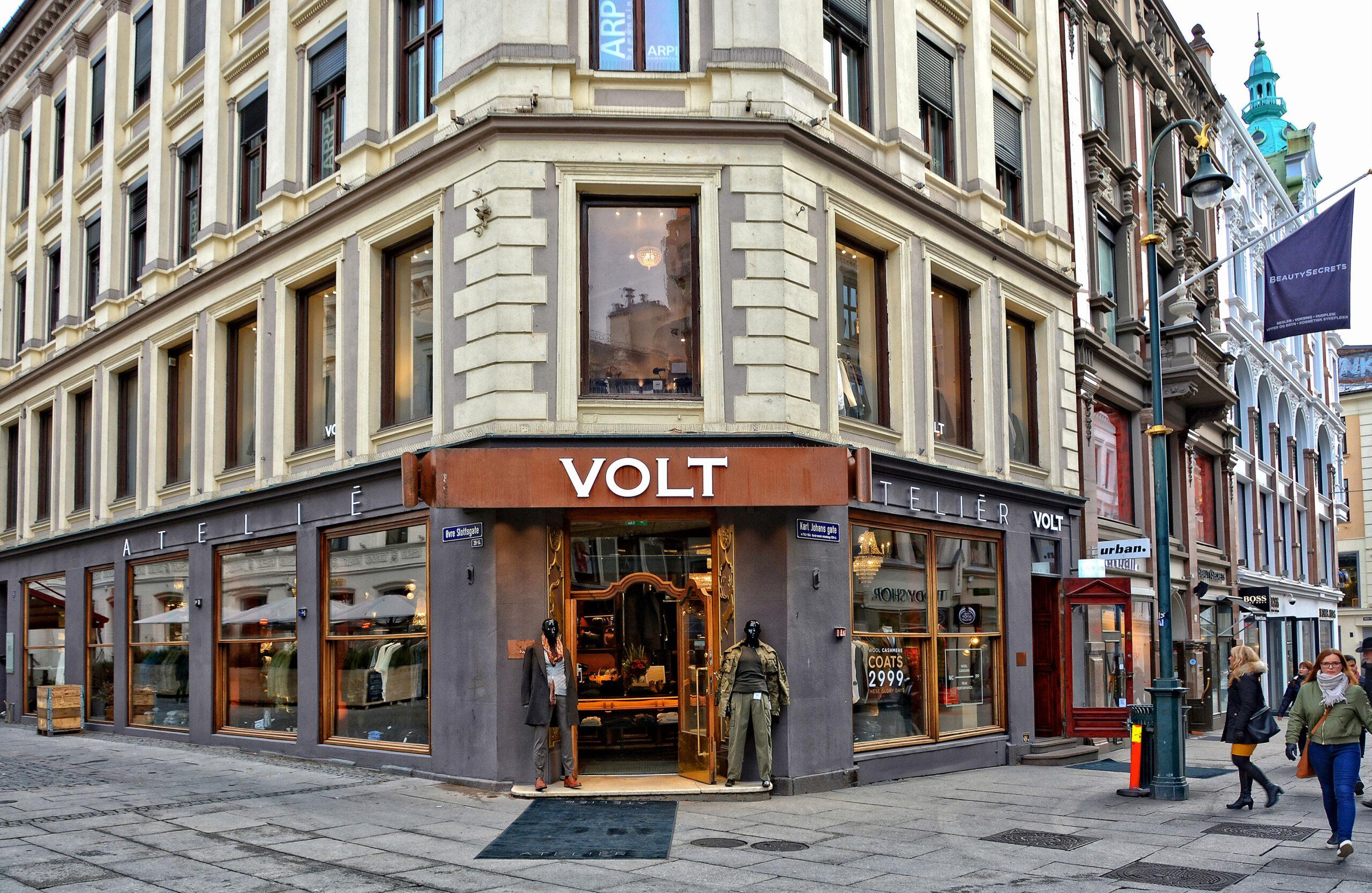 Eksempler butikk shopping priser inflasjon Norge Oslo prisvekst