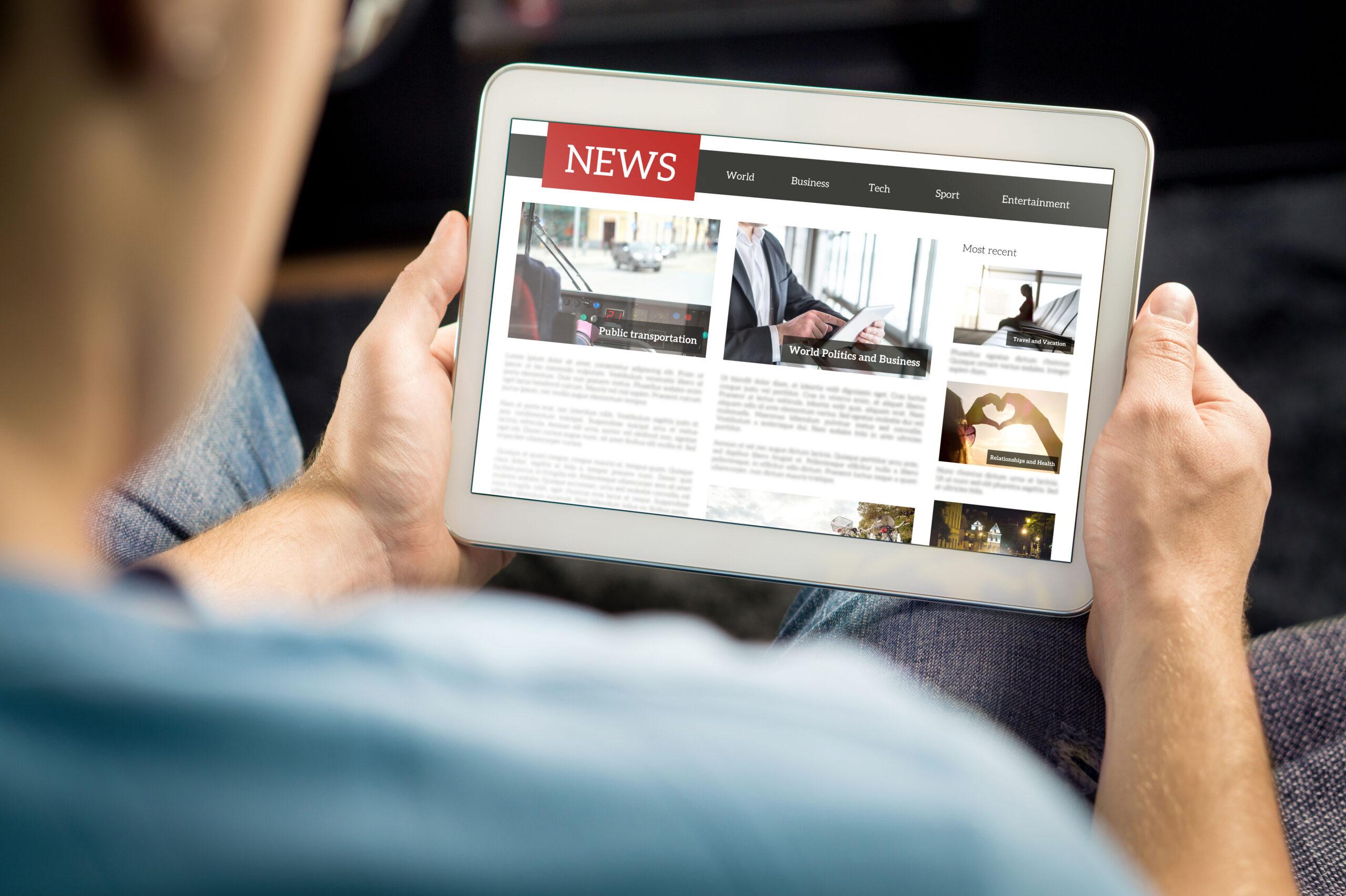 Hvordan skrive en god artikkel bilder visuelt grafisk tips