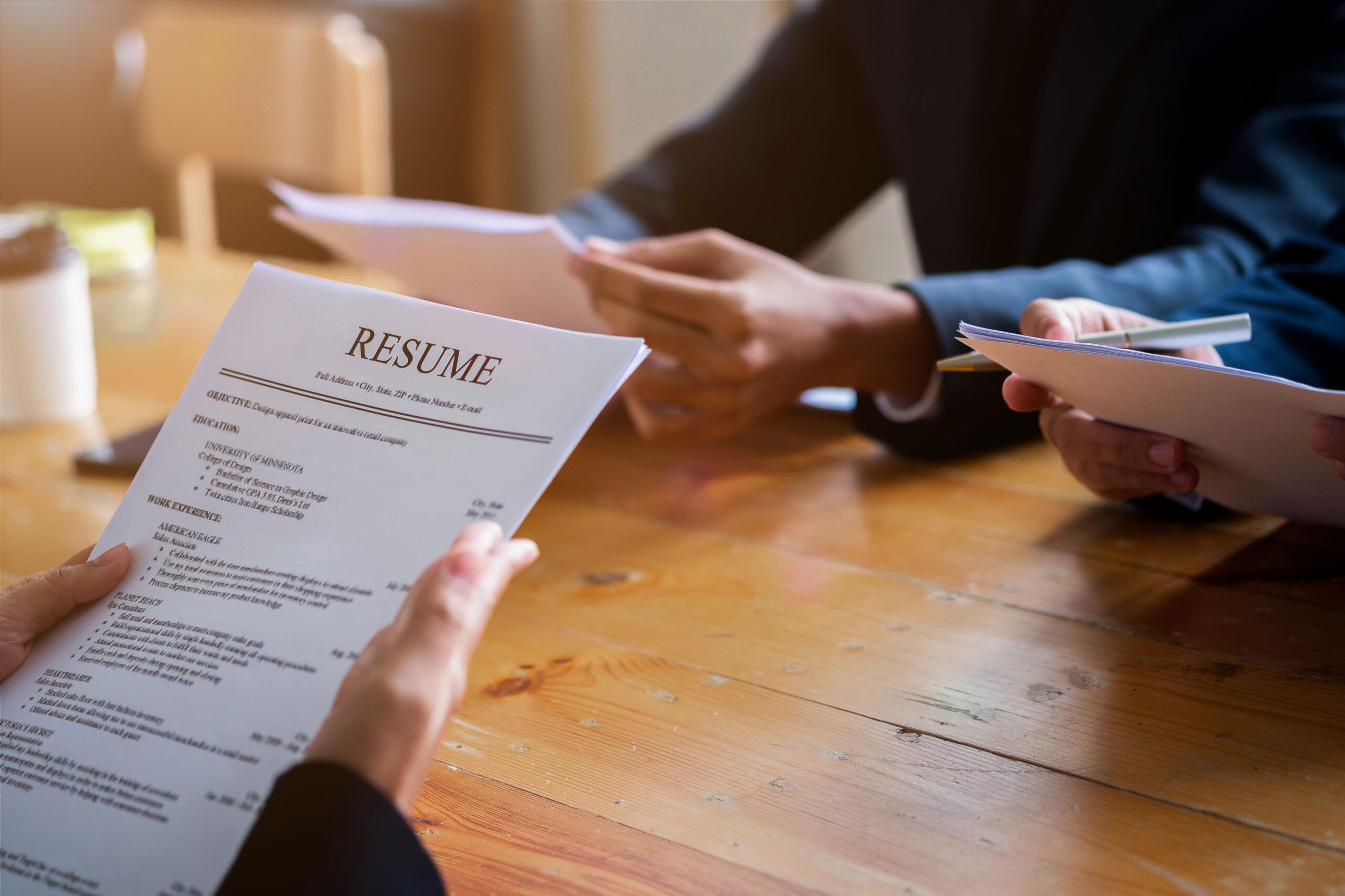 Slik skriver du en god CV pa engelsk mal oppskrift