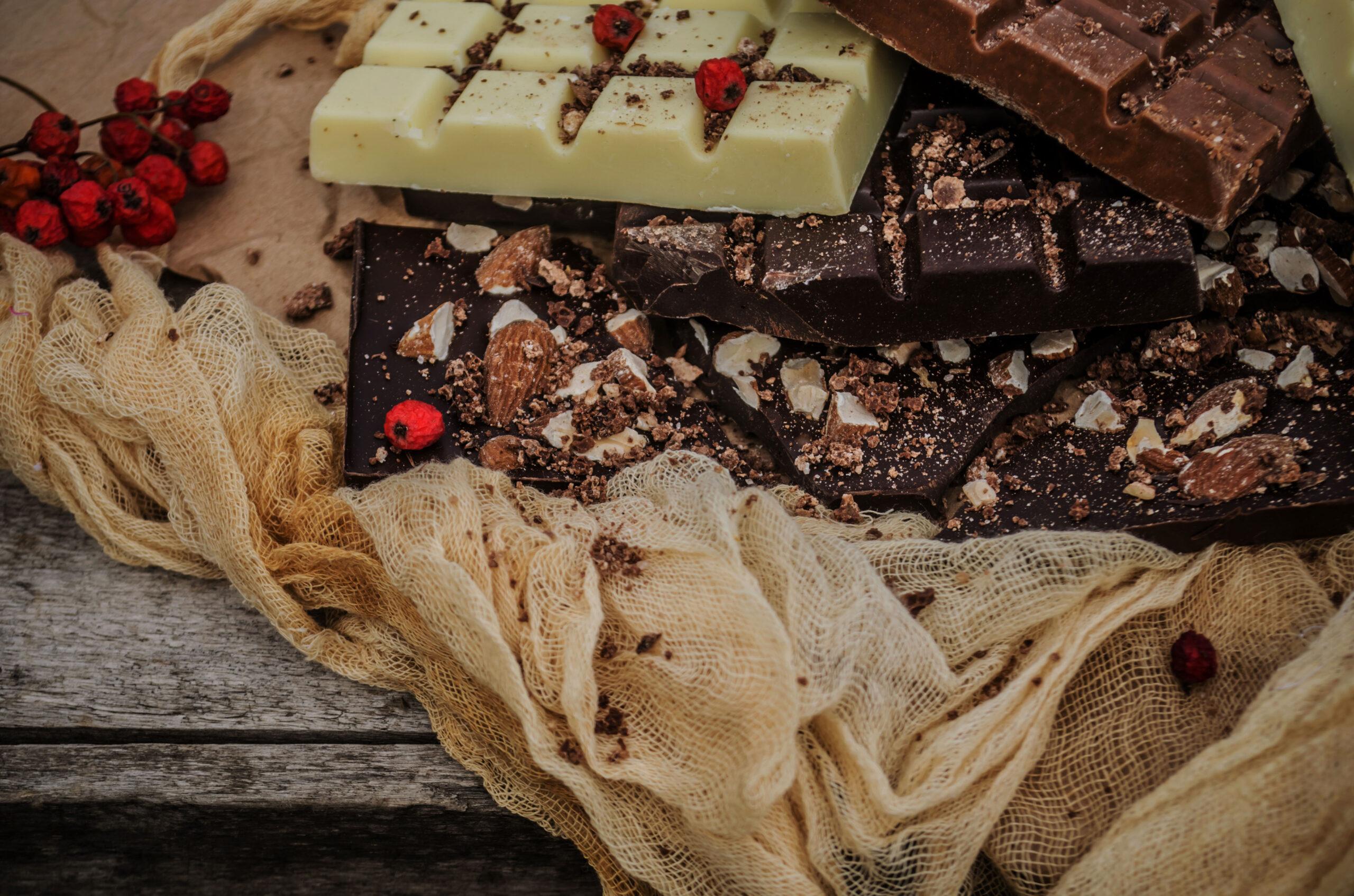 sjokolade helsetips mot luft i magen redusere vondt kosthold