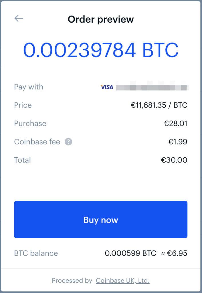 ordre slik kjøper du Bitcoins på nett